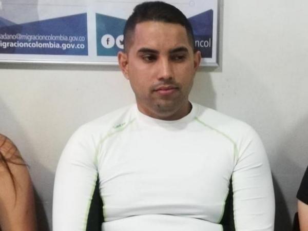 El espía venezolano Alejandro Olivares