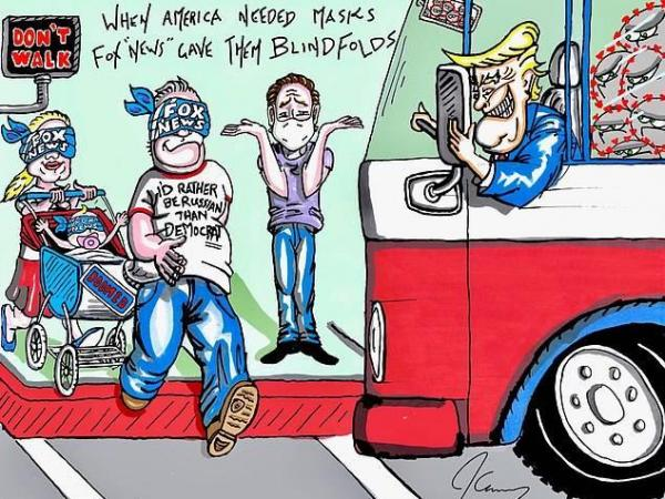 Caricatura de Jim Carrey 2