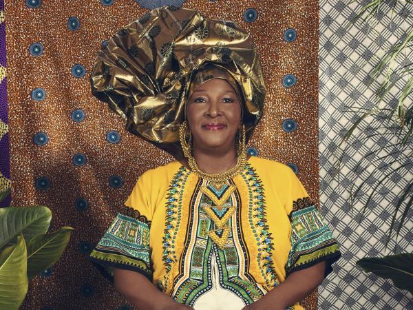 Nancy Lozano trabaja con artesanos de su natal Chocó, que también le proveen insumos.