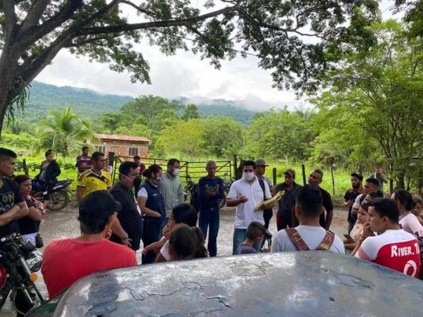 Desplazados del Catatumbo