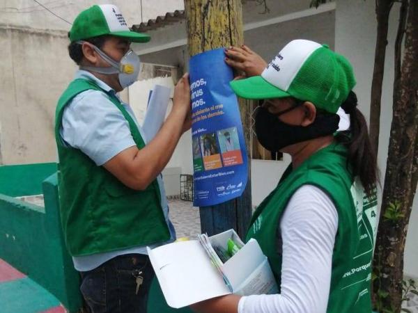 La Mujer Que Previene El Coronavirus En Los Barrios M U00e1s