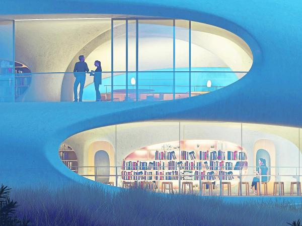 La biblioteca del futuro 2