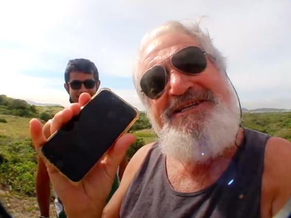 Video: iPhone grabó cómo 'sobrevivió' a caída de avioneta a 600 metros