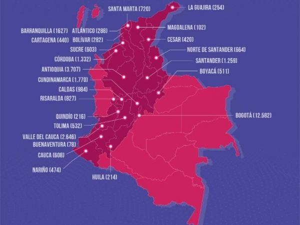 Vacunas contra covid-19 aplicadas 20 de febrero
