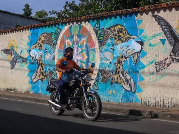 Murales de Paz en Chinácota