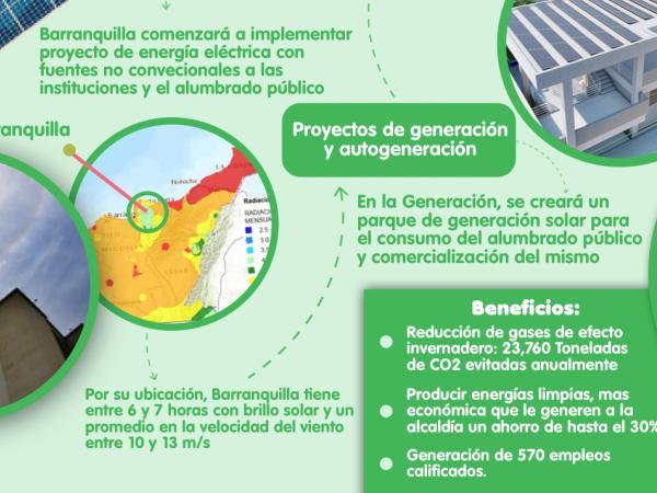 Barranquilla paneles solares