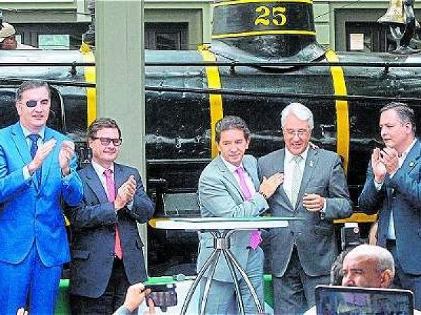 Al ferrocarril de Antioquia se quieren subir socios extranjeros
