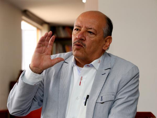 Carlos Rivas, Presidente de Fecode