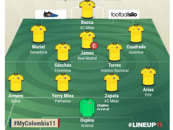Colombia ya tiene una baja para enfrentar a Ecuador este martes