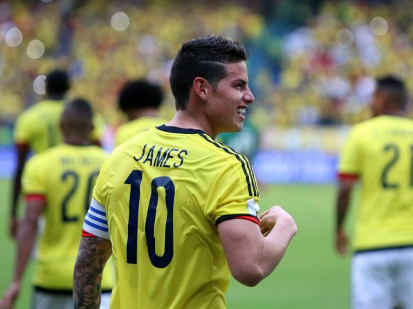 James Rodríguez