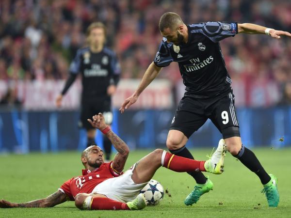Bayern Munich vs. Real Madrid: Cristiano Ronaldo anotó el segundo