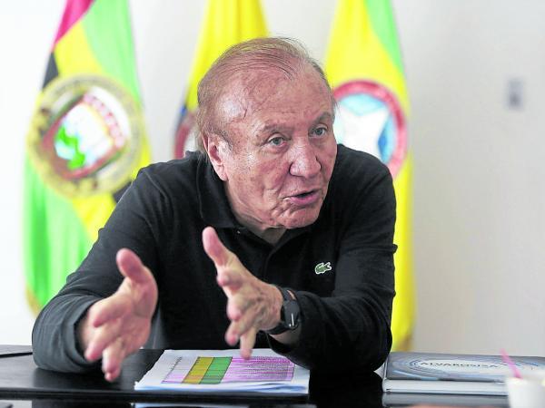 Alcalde de Bucaramanga: