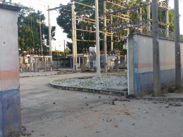 COLOMBIA: Asonada en Aracataca contra sede de Electricaribe por apagón