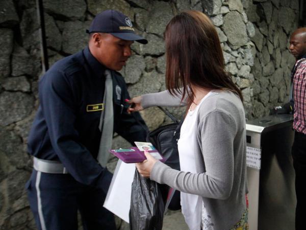 Don Ramón fue detenido antes de ingresar a la Universidad de Antioquia