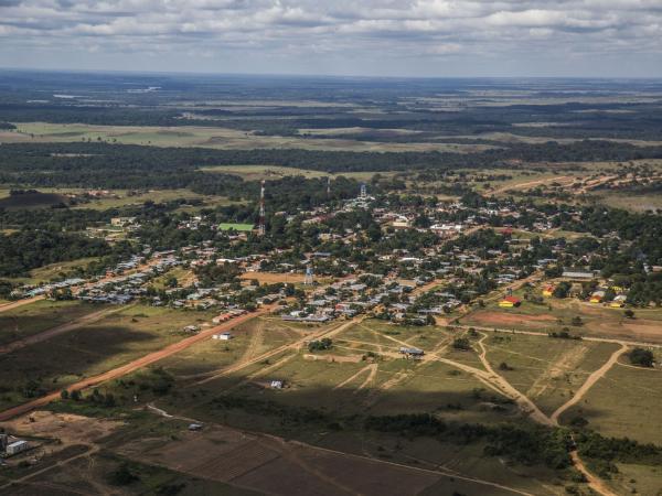 Cumaribo (Vichada) el municipio más grande de Colombia