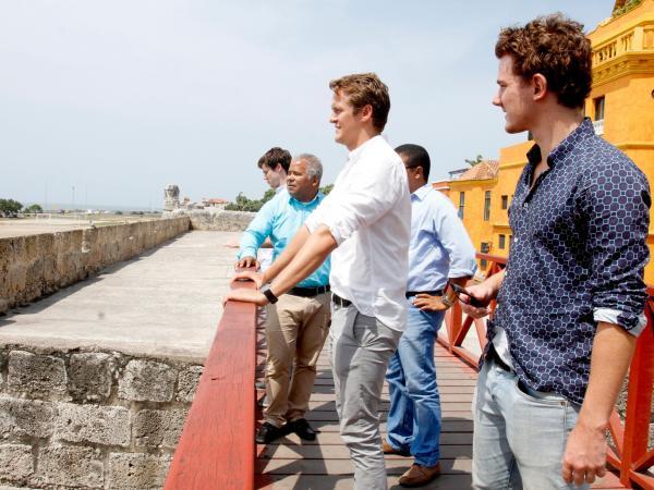 Colombia recibe 2,9 millones de viajeros internacionales en primer semestre