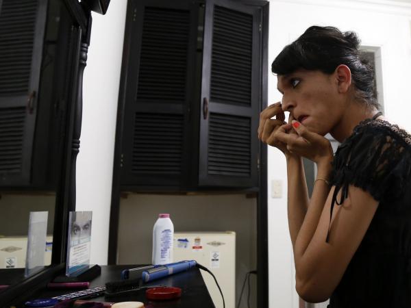 Zunga, la trans que quiere ser escuchada
