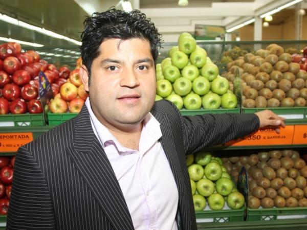 Jhony Alonso Orjuela, propietario de los Surtifruver, asesinado en Bogotá.