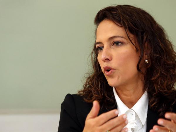 Nancy Patricia Gutiérrez, presidenta de Asomóvil