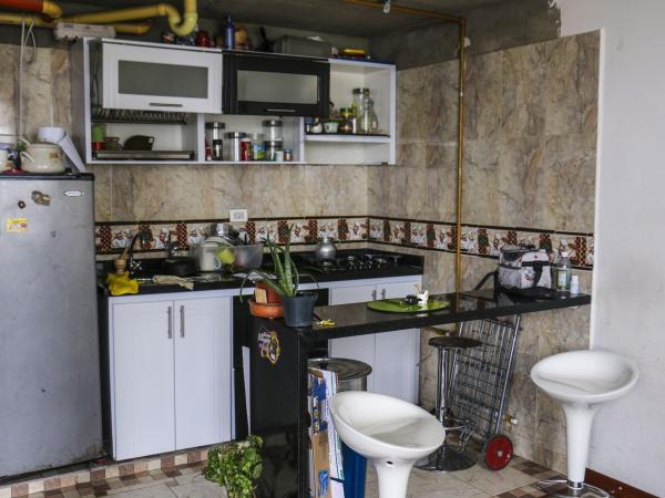 Así es la vida en las viviendas gratis que entregó el Distrito