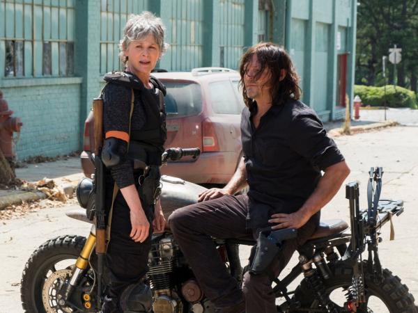 Octava temporada de 'The Walking Dead'