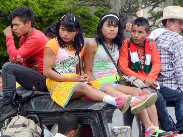 El destierro de los indígenas transexuales