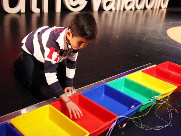 5a0235702401b - Con solo 10 años, Antonio García ya enseña a otros niños a programar