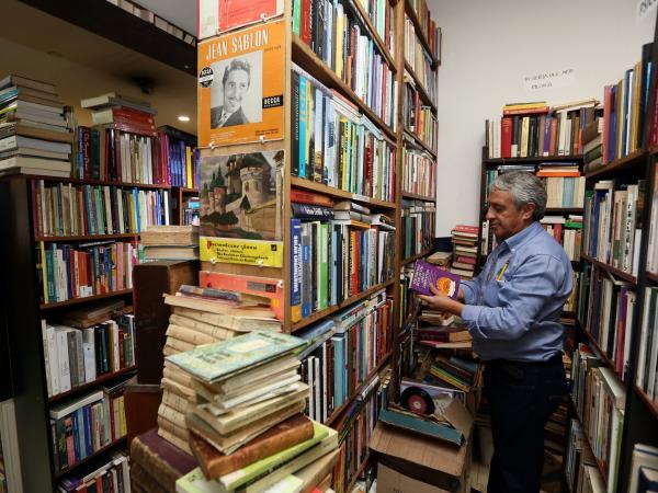 5a06150608312 - Ese encanto por los libros viejos