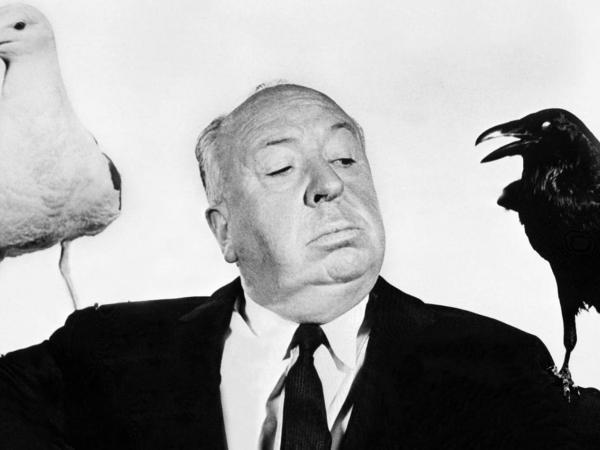 Alfred Hitchcock, director de cine