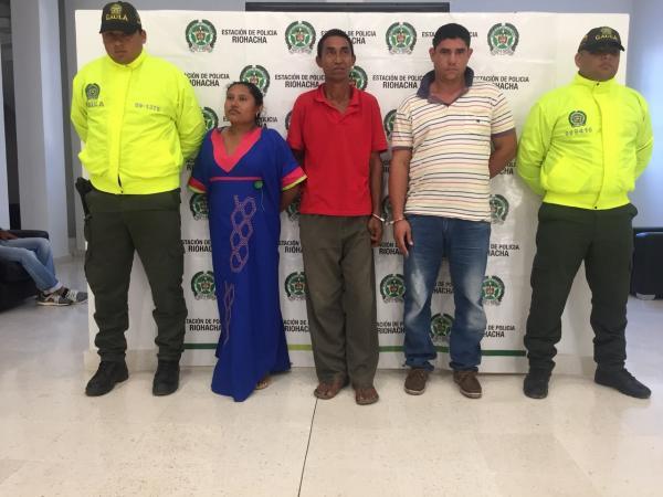 Rescate de agricultor en La Guajira