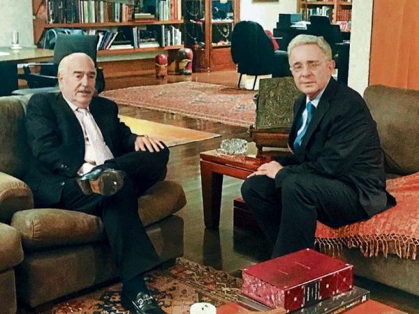 Ordóñez sigue como piedra en el zapato de Pastrana y Marta Lucía R.