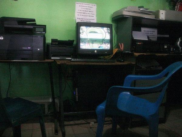 BBC Mundo: Cibercafé en el que trabajó Juan Carlos Sánchez Latorre en San Rafael, Venezuela. (Foto: Humberto Matheus)