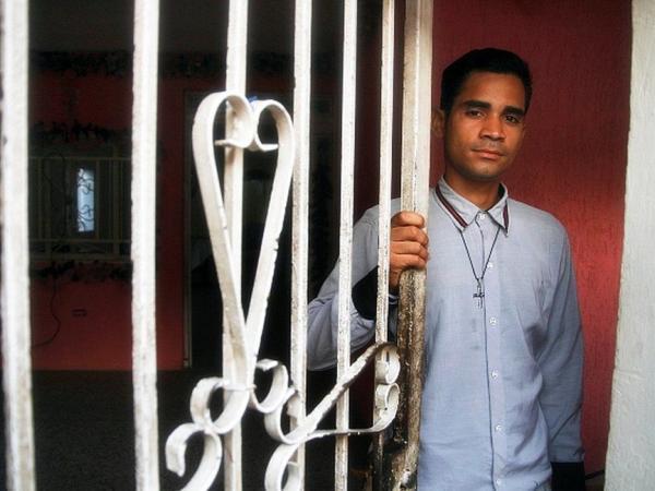 BBC Mundo: Michell Parra, quien conoció a Juan Carlos Sánchez Latorre en Venezuela. (Foto: Humberto Matheus)
