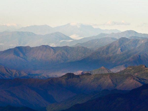 BBC Mundo: Montañas de Popayán