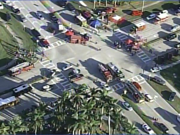 Ataque en una escuela secundaria de Florida