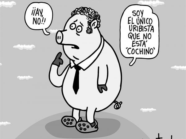 """Mindefensa ordena investigación por amenazas a caricaturista Matador"""""""