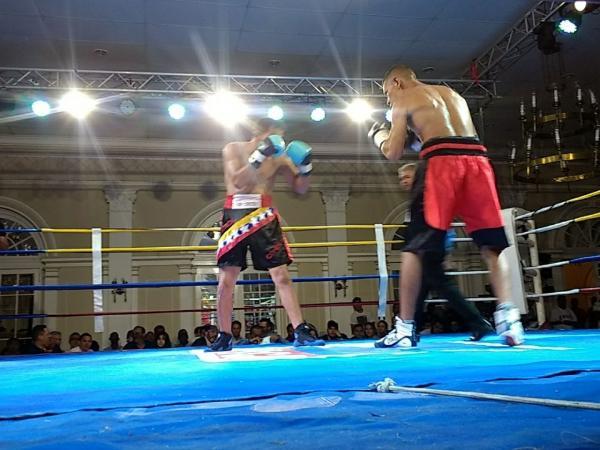 Resultado de imagen para boxeador yeison cohen