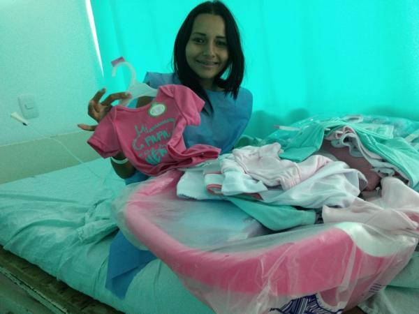 Mujer venezolana dio a luz