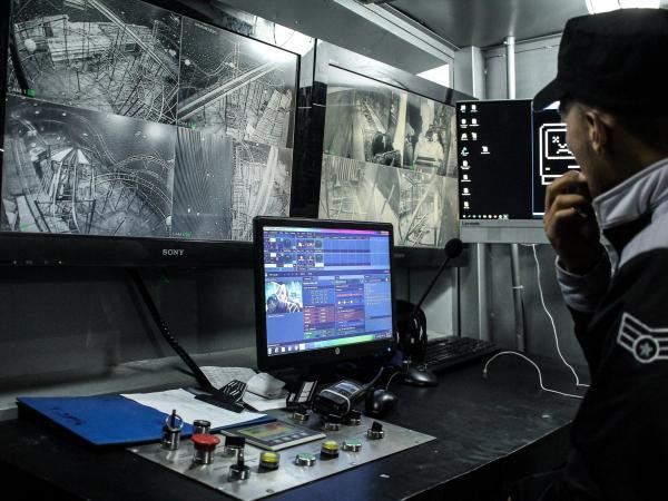 Montaña rusa con realidad virtual