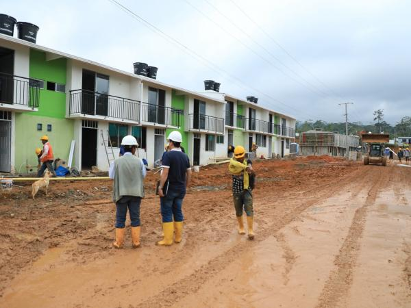 casas para familias en Mocoa