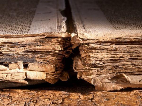 BBC Mundo: Libro antiguo.