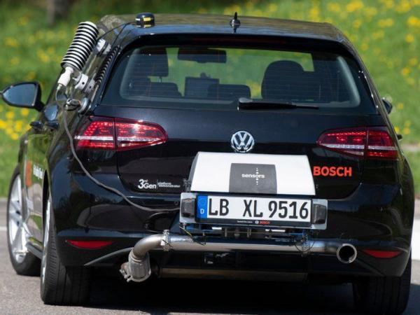 BBC Mundo: Un diesel de prueba de Volkswagen