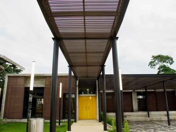 Parque Educativo en Zaragoza (Antioquia).