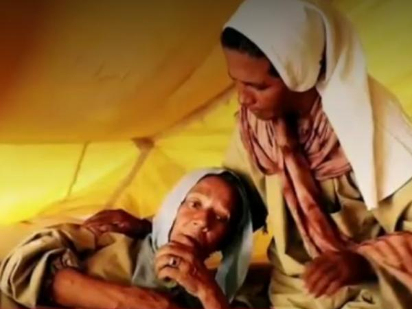 Monja Gloria Cecilia Narváez, secuestrada en África