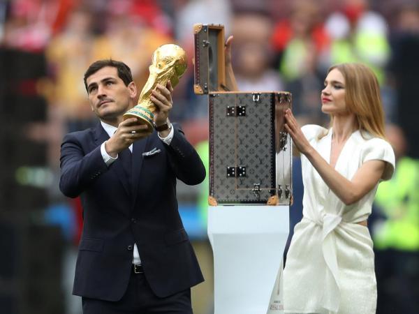 En vivo: las espectaculares imágenes de la inauguración de Rusia 2018