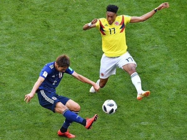 Colombia y Japón
