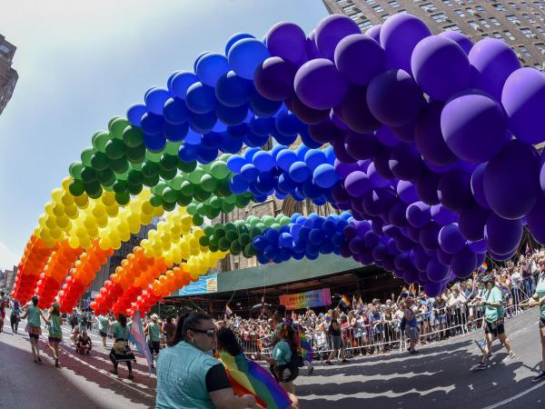 Degeneradas - Orgullo gay