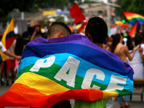 Orgullo lgbti en Barranquilla