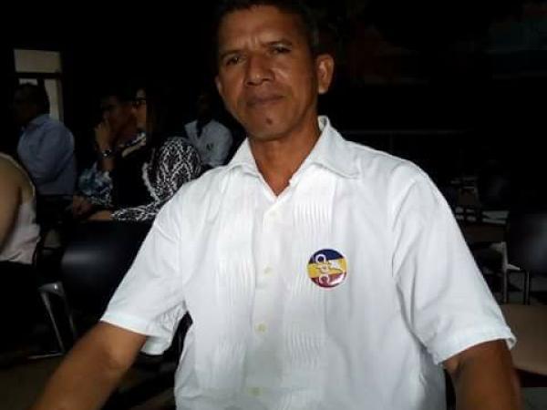 Luis Barrios, líder asesinado