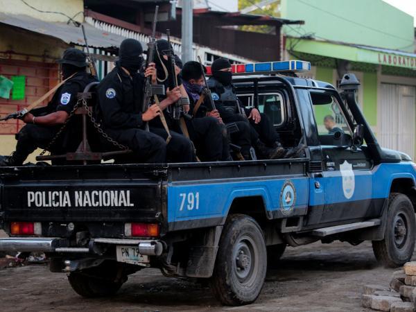 Las fotos de la violenta represión del gobierno de Ortega en Masaya, en Nicaragua